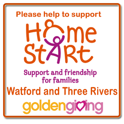 Please help to support Home-Start Watford and Three Rivers